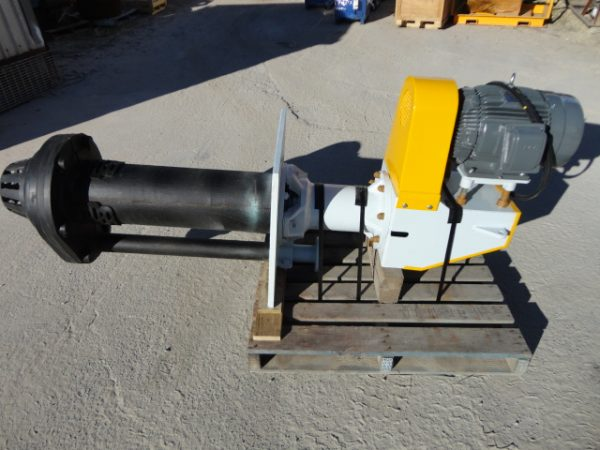 Warman Pump on pallet